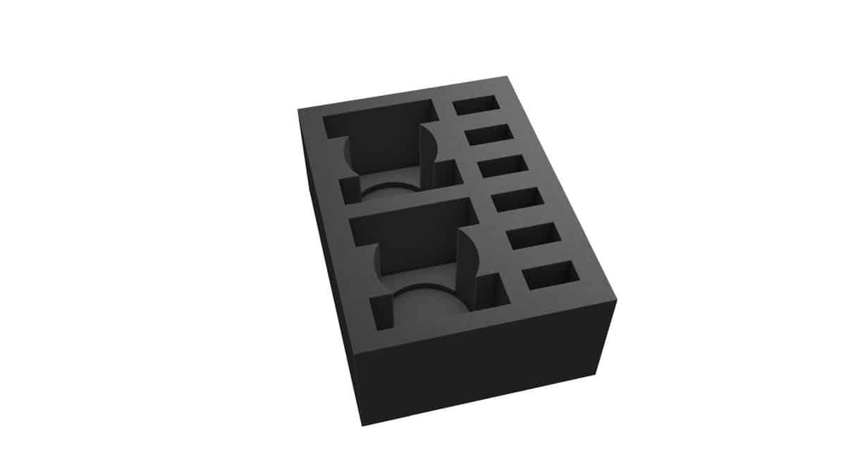 SSU - foam tray for medium walkers
