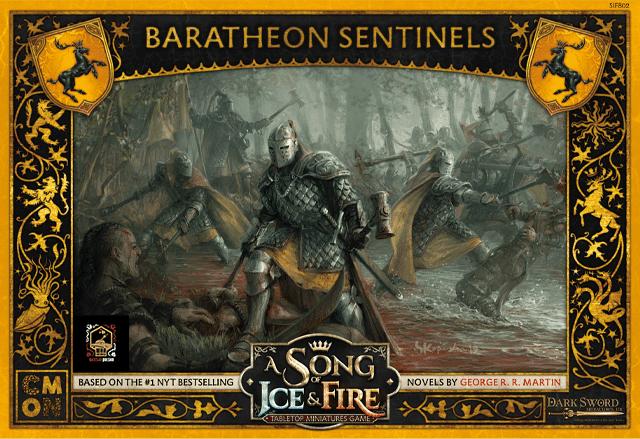 Strażnicy Baratheonów