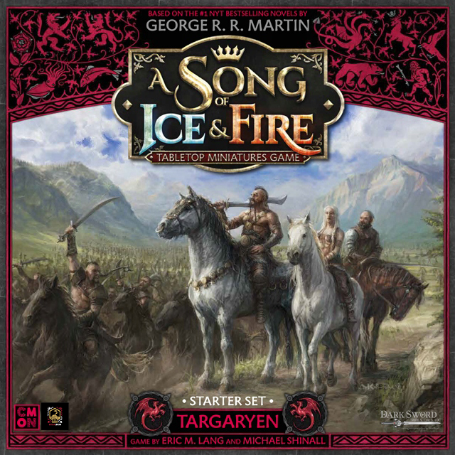 [PRZEDSPRZEDAŻ] Starter Rodu Targaryen