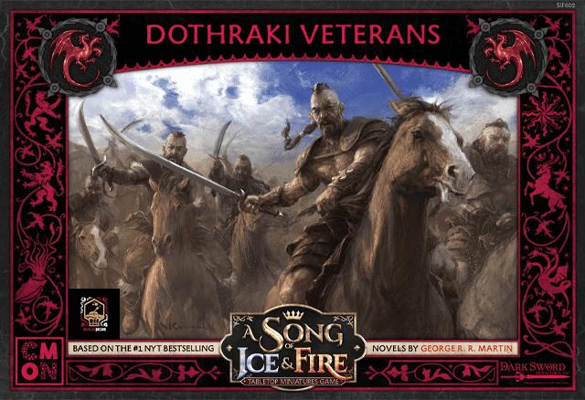 [PRZEDSPRZEDAŻ] Weterani Dothraków