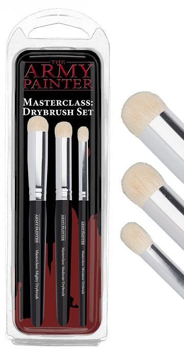 Masterclass Drybrush Set