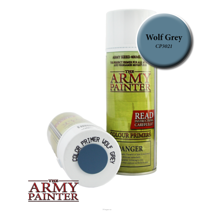 Colour Primer - Wolf Grey