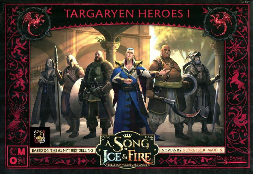 Bohaterowie Targaryenów I